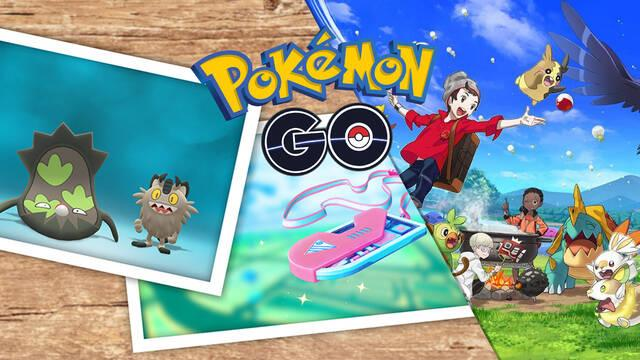 Pokémon Go presenta la investigación especial del Desafío Retorno 2020