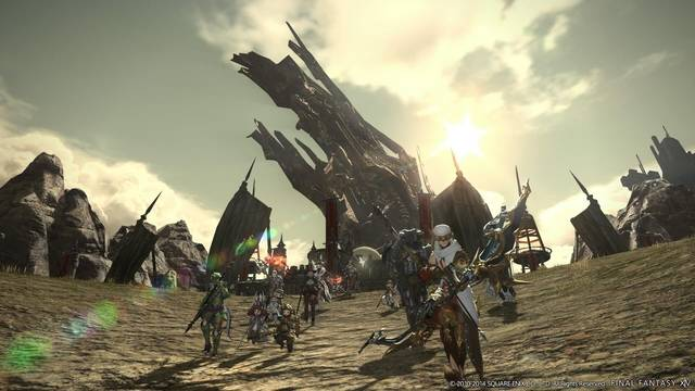 Final Fantasy XIV gratis PS4