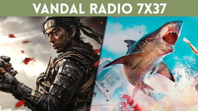 Vandal Radio 7x37 Ghosts of Tsushima, Maneater