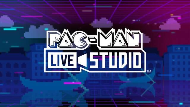 Pac-Man Live Studio para Twitch