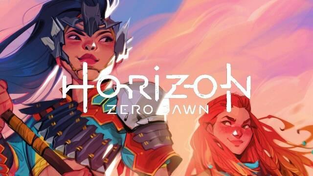Cómic de Horizon: Zero Dawn