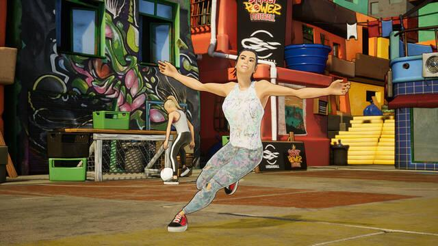 Street Power Football llegará a PS4, PC, Xbox One y Switch este verano.