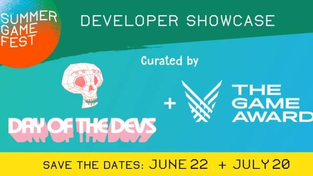 Nuevas presentaciones de juegos en Summer Game Fest 2020.
