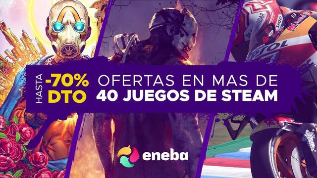 Ofertas Steam en Eneba