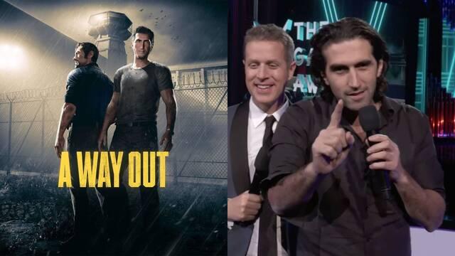 El director de A Way Out insinúa que pronto revelará su próximo juego