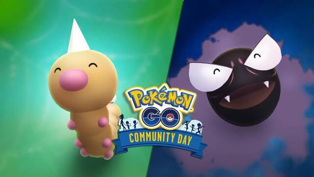 Pokémon Go: Weedle y Gastly ganan las votaciones del Día de la Comunidad de junio y julio