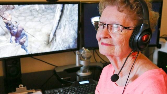 Shirley Curry reducirá sus vídeos