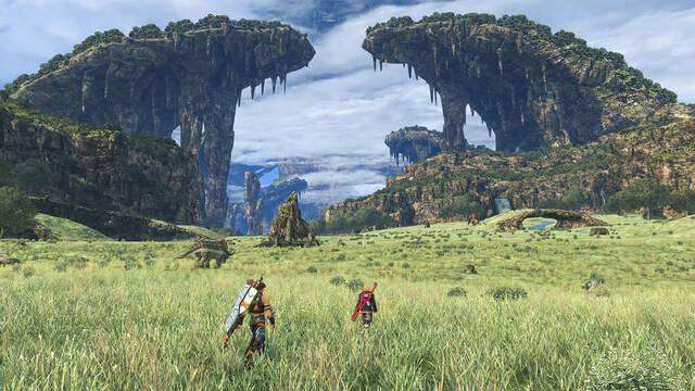 Xenoblade Chronicles Switch resolución fps
