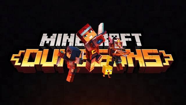 Minecraft Dungeons ya disponible