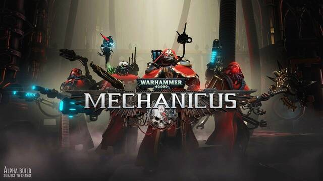 Warhammer 40,000 Mechanicus llega a consolas