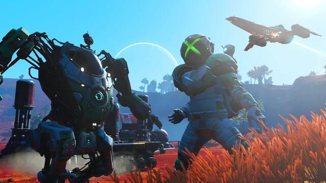 Xbox Game Pass recibirá a No Man's Sky en junio.