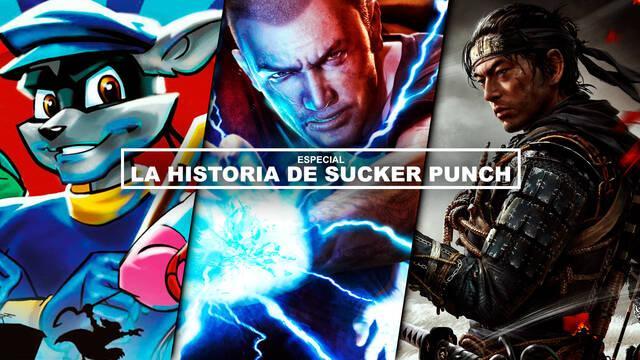 La historia de Sucker Punch