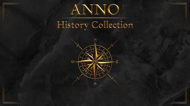 Anno History Collection, una completa remasterización de los cuatro primeros juegos de la saga.