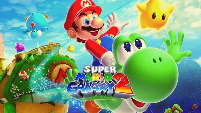 Super Mario Galaxy 2 cumple 10 años