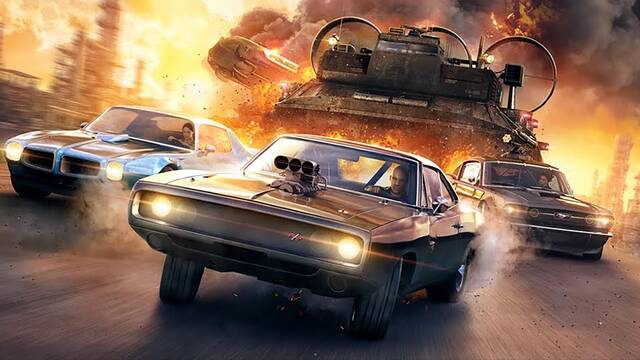 Fast & Furious Crossroads muestra su jugabilidad por primera vez.