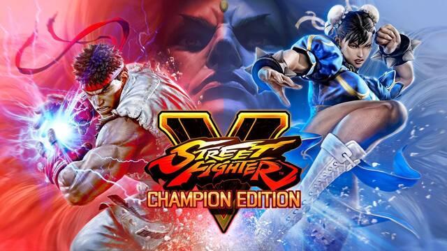 Street Fighter 5 nuevos luchadores y escenarios