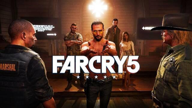 Far Cry 5 gratis este fin de semana