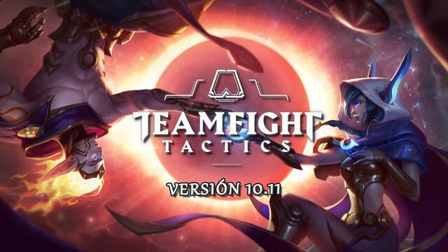 Teamfight Tactics recibe pequeños cambios en su actualización 10.11
