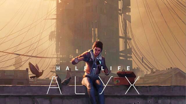 Actualización de Half-Life Alyx