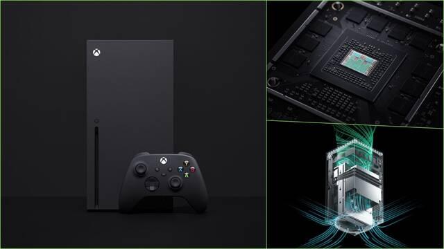 Xbox SEries X Mejoras