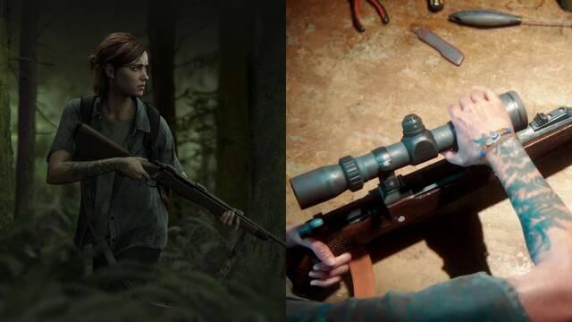 The Last of Us Parte II crafteo