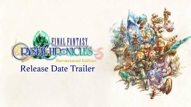 Final Fantasy Crystal Chronicles Remastered Edition llegará el 27 de agosto a Europa.