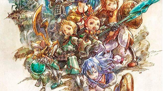 Final Fantasy Crystal Chronicles Remastered Edition se lanza en japón en agosto