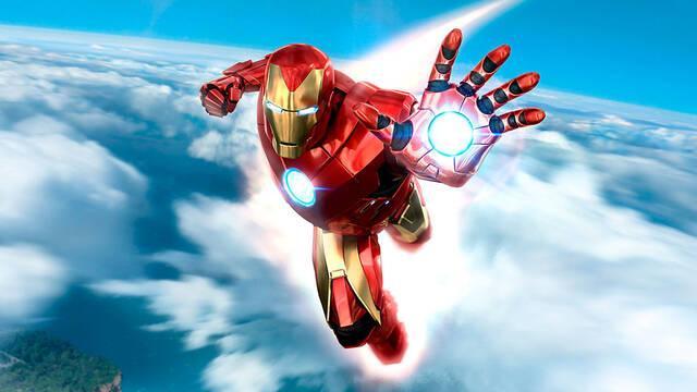 Iron Man VR así se hizo en vídeo