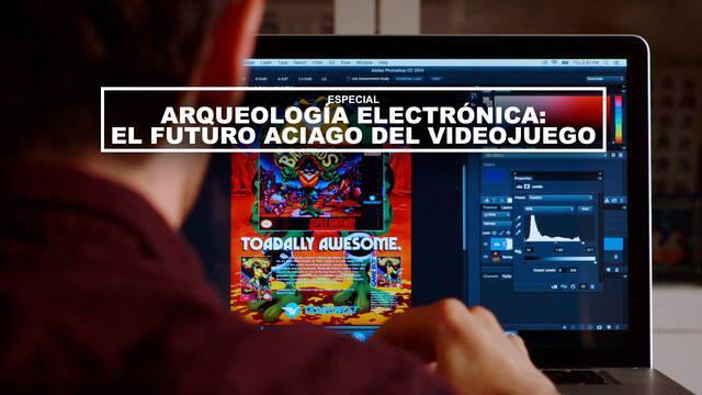 Arqueología electrónica: el futuro aciago del videojuego