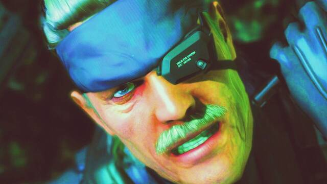 Metal Gear Solid y el actor
