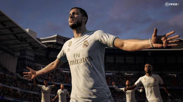 FIFA 20 es lo más vendido en Reino Unido