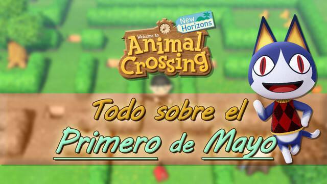 Primero de Mayo en Animal Crossing New Horizons - Solución laberinto y recompensas