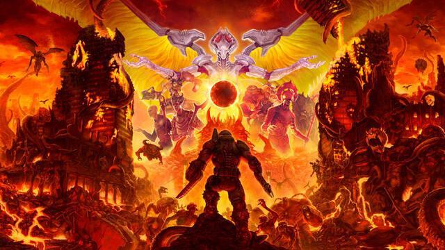 id Software y Mick Gordon hablan de la banda sonora de Doom Eternal