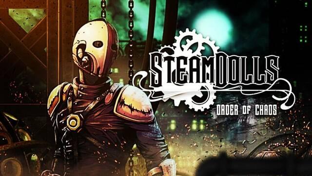 Steamdolls anuncio de lanzamiento