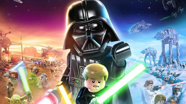 LEGO Star Wars: The Skywalker Saga incluye casi 500 personajes