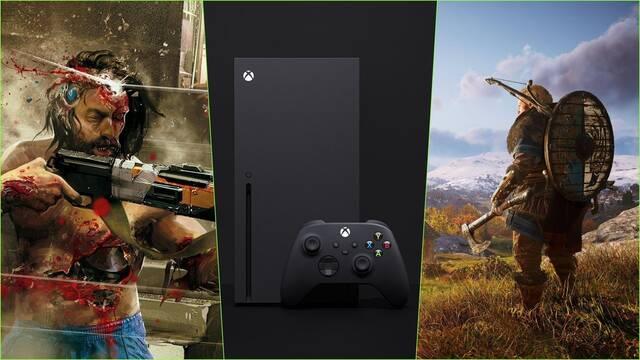 Xbox Series X juegos