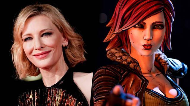Cate Blanchett es Lilith en Borderlands La Película