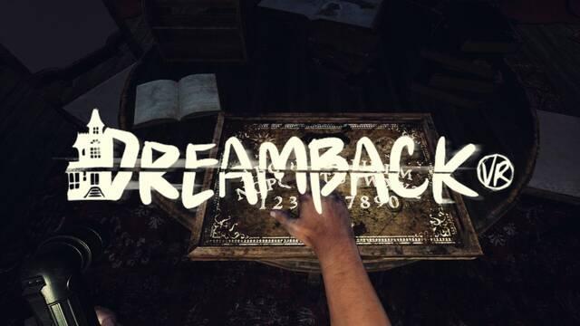 DreamBack VR se publica este año