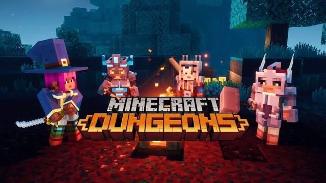 Minecraft Dungeons y su concepción