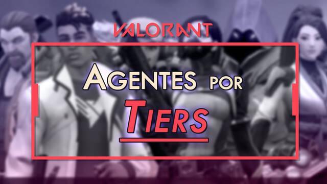 Los mejores agentes de Valorant: Tier list de los personajes