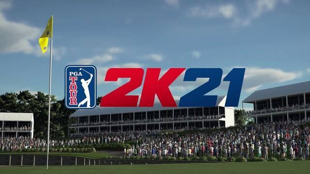 Anunciado PGA Tour 2K21