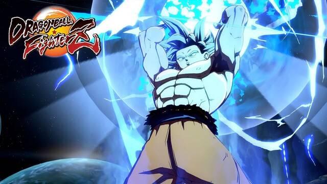Goku Ultra Instinto llega a Dragon Ball FighterZ.