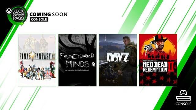 Juegos de Xbox Game Pass de mayo.