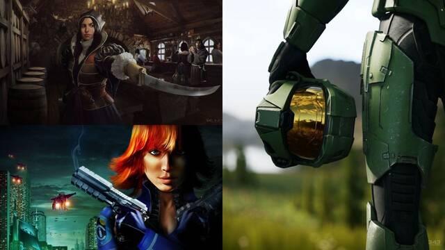 Halo: Infinite, Perfect Dark y Fable 4 llegarían durante el primer año de Xbox Series X.