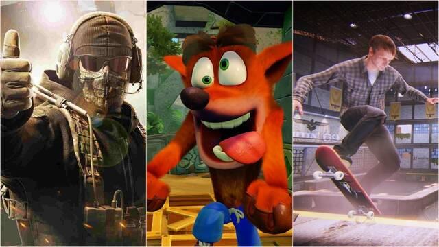 Activision juegos no anunciados 2020