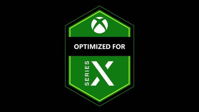 Xbox Series X logo optimizado