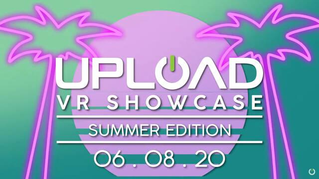 Upload VR Showcase Summer Edition Realidad Virtual E3