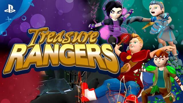 Treasure Rangers PS Plus