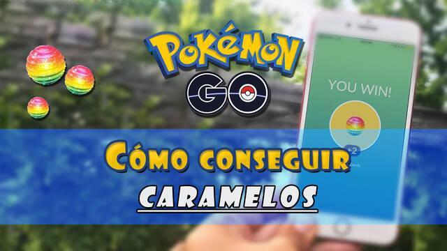Pokémon Go: Cómo conseguir caramelos y evolucionar Pokémon
