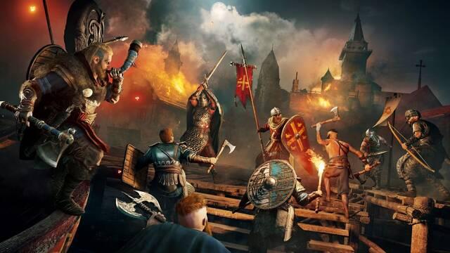 Assassin's Creed Valhalla muestra su primer gameplay.